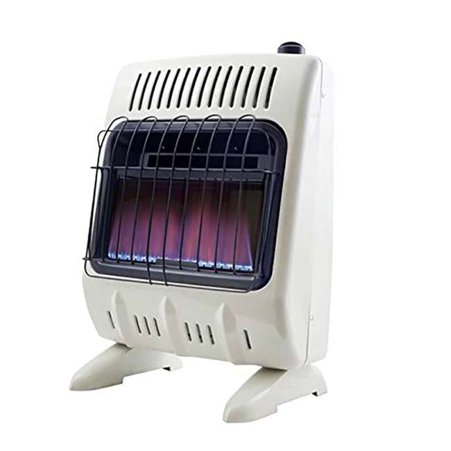 MH-F299710 Mr. Heater Vent Free 10,000 BTU Blue Flame Multi Indoor Safe Propane Heater, Tan 3