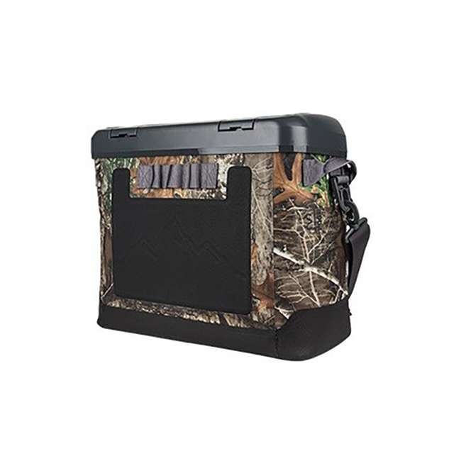 77-57749 OtterBox 20-Quart Softside Trooper Cooler with Carry Strap, Forest Edge Camo 4