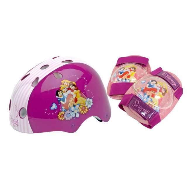 DP73386 InStep Disney Princess Children's Helmet with Pads