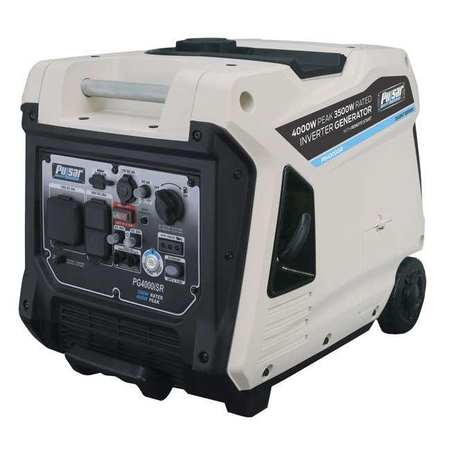 PG4000ISR Pulsar 4000 Watt Inverter Generator with Remote Start 2