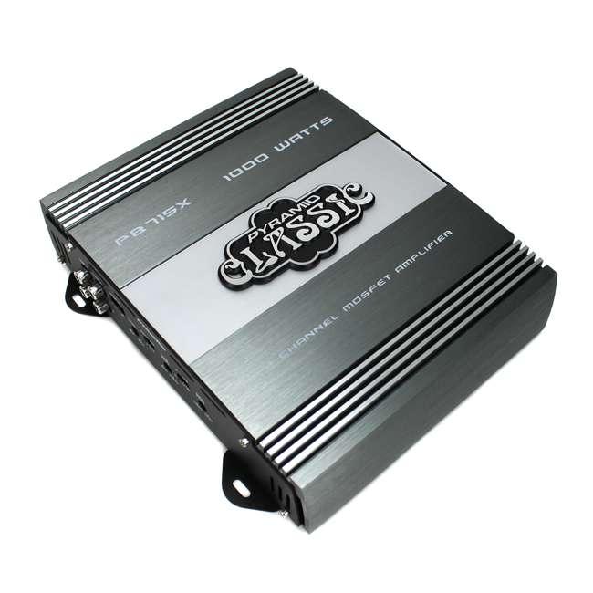 PB715X Pyramid PB715X 1000W 2-Channel Amplifier 1