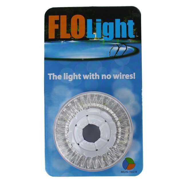 FLO-LIGHT-U-B LED Above Inground Swimming Pool Flo Light Universal Return FloLight (Used)