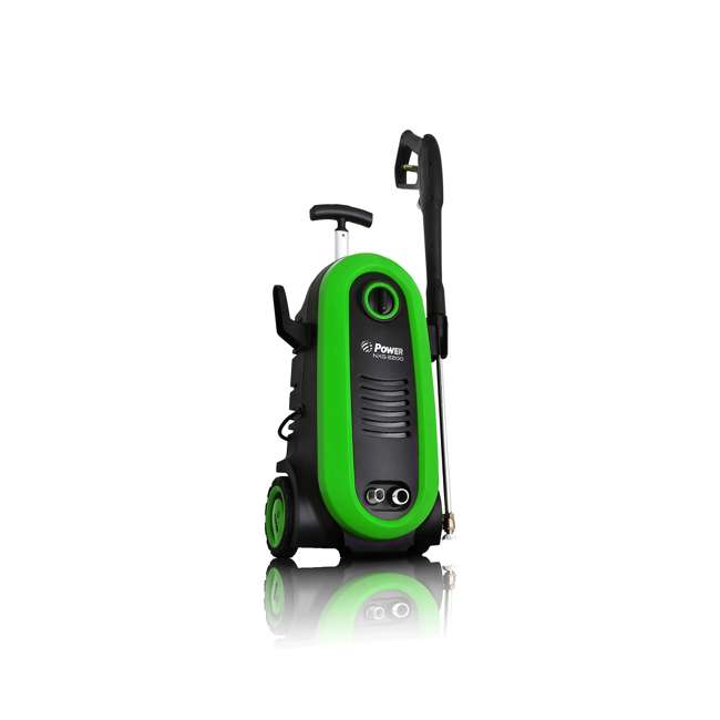 NXG-2200G-U-D Bloom USA PSI 1.76 GPM 14.5 Amps Electric Pressure Power Washer, Green (Damaged) 3