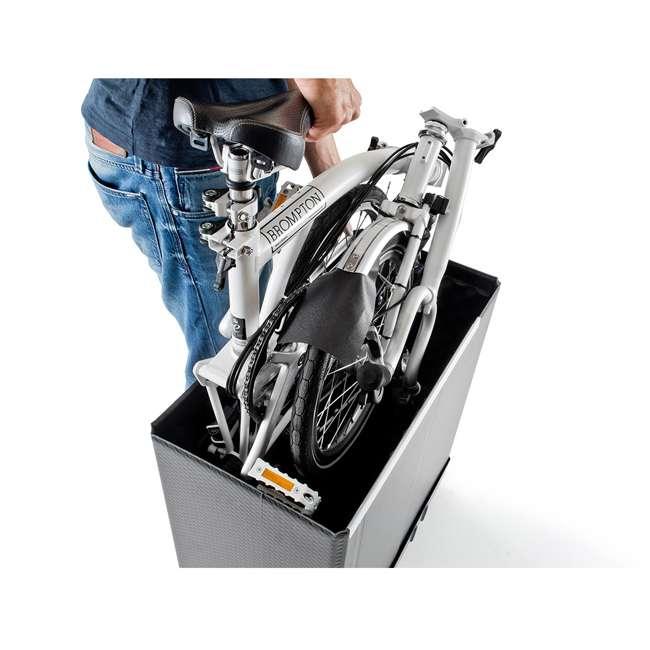 96008 B&W International 96008 Foldon Box S Brompton Bike & Folding Bicycle Travel Case 1
