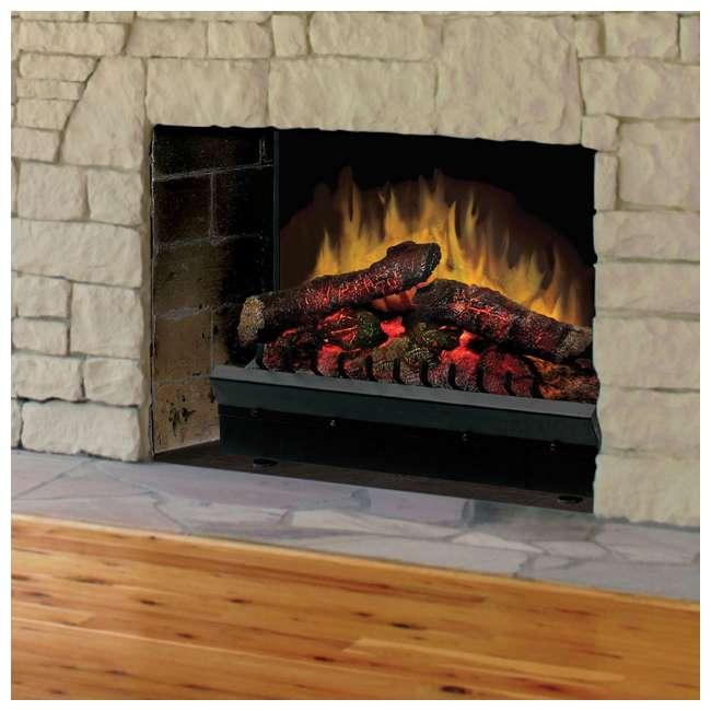 DFI2310-OB Dimplex DFI2310 Deluxe 23-Inch Log Set Electric Fireplace Insert (Open Box) 2