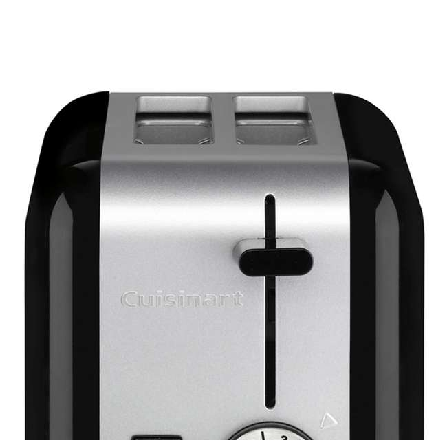4 x CPT-320-RB Cuisinart 2-Slice Compact Toaster (Certified Refurbished) (4 Pack) 2