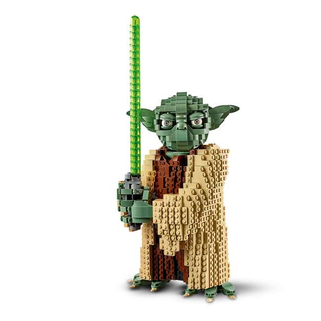 6251762 LEGO Star Wars 75255 Yoda 1771 Piece Block Building Kit w/ 1 minifigure 5