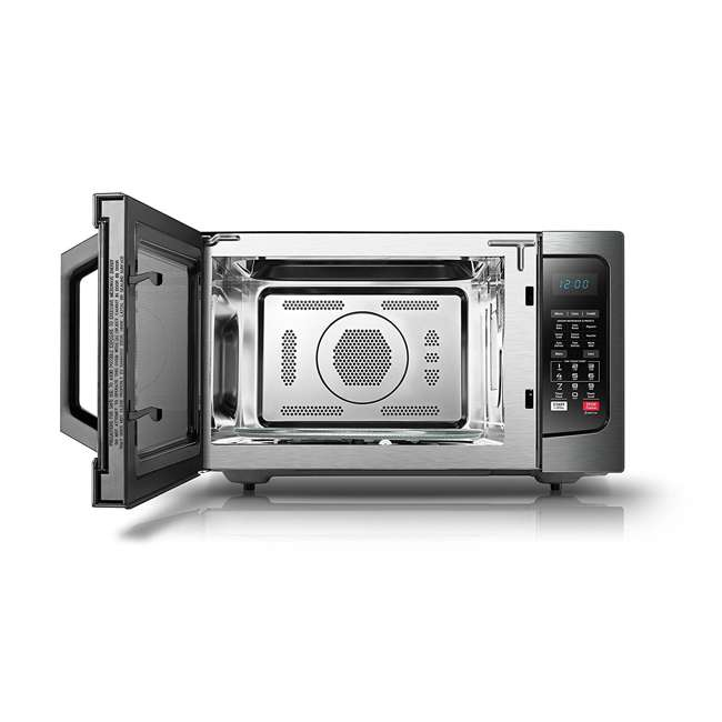 EC042A5C-BS 1.5 Cubic Foot Compact Convection Microwave Oven, Black 1