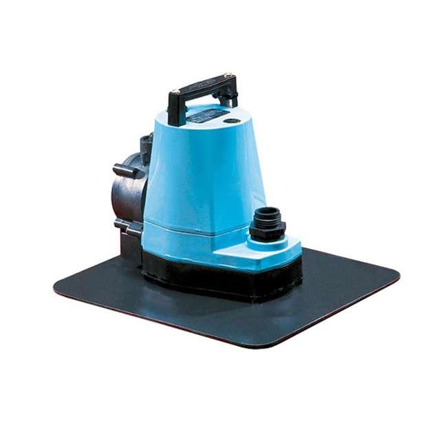 LG-505600-U-C Little Giant 1/6 HP Automatic Pool Cover Pump 1
