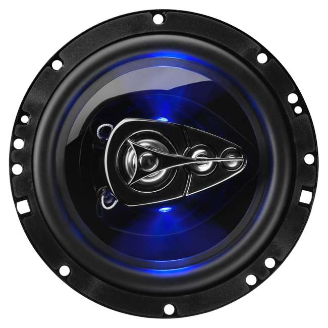 BE654 Boss BE654 Rage 6.5-Inch 4-Way 300W Full Range Speakers (4 Pack) 4