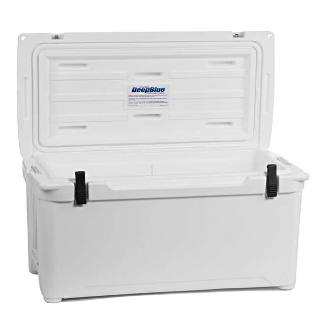 ENG80-OB Engel 80 High-Performance Roto-Molded Cooler, White (Open Box) 2