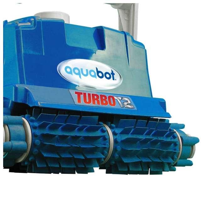 Aquabot Turbo T2 In Ground Robotic Swimming Pool Vacuum