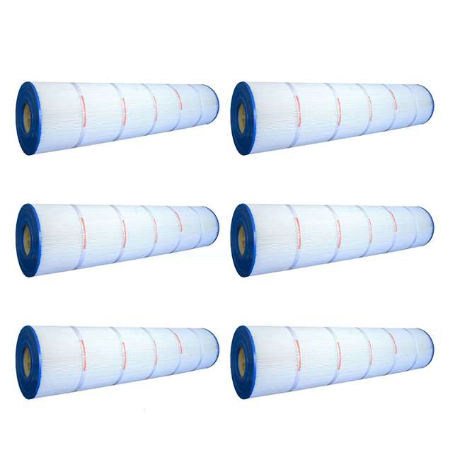 6 x PCM100SV Pleatco PCM100SV Replacement Pool Filter Cartridge (6 Pack)