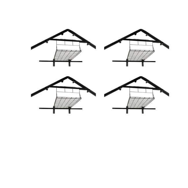 4 x BMSA2L Suncast Outdoor Storage Shed Loft Shelf (Shelf Only) (4 Pack)