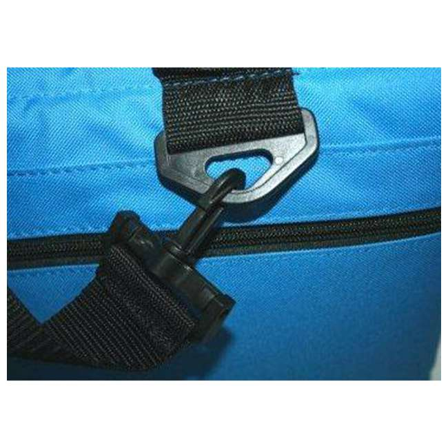 AO24RB AO Coolers AO24CH 24 Can Soft Cooler with High-Density Insulation, Royal Blue 2