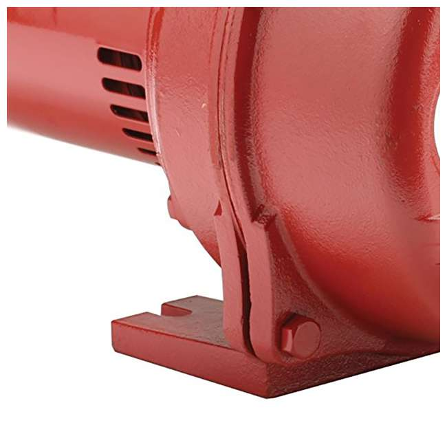 RL-SP200-U-C Red Lion 2 HP 80 GPM Cast Iron Irrigation Sprinkler Pump (2 Pack) (For Parts) 5