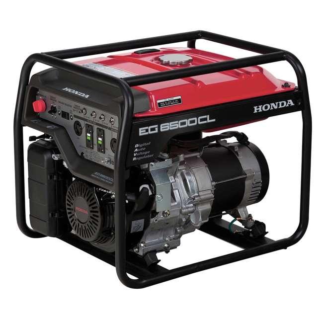 EG6500CL1 Honda EG6500CL1 Portable Auto 120/240 Volt 6500 Watt Economic Power Generator