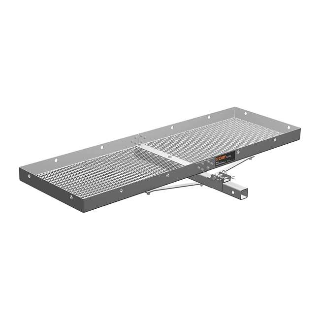 100T62 + CURT-18100 Curt Vehicle Rear Mount 18100 Tray and 2 Rightline Gear Weather Proof Dry Bags 9