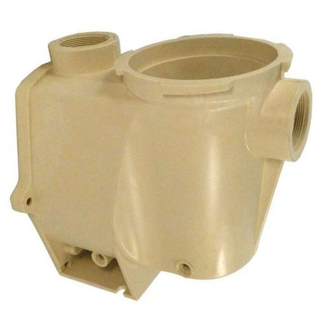 350015 Pentair 350015 IntelliFlo Pool Spa Pump Housing Volute Replacement Part, Almond
