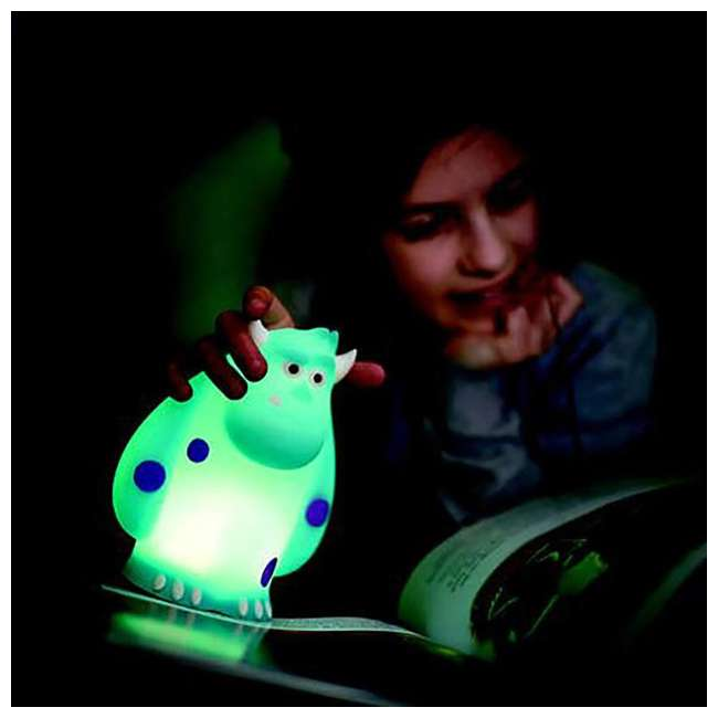 PLC-7176890U0 + PLC-798538 Philips Disney Finding Dory & Monsters Inc. Sulley Portable Nightlight (1 Each) 11