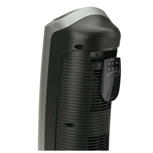 LKO-5538-TN-U-B Lasko 1500W Oscillating Ceramic Space Heater Tower with Digital Display (Used) 2