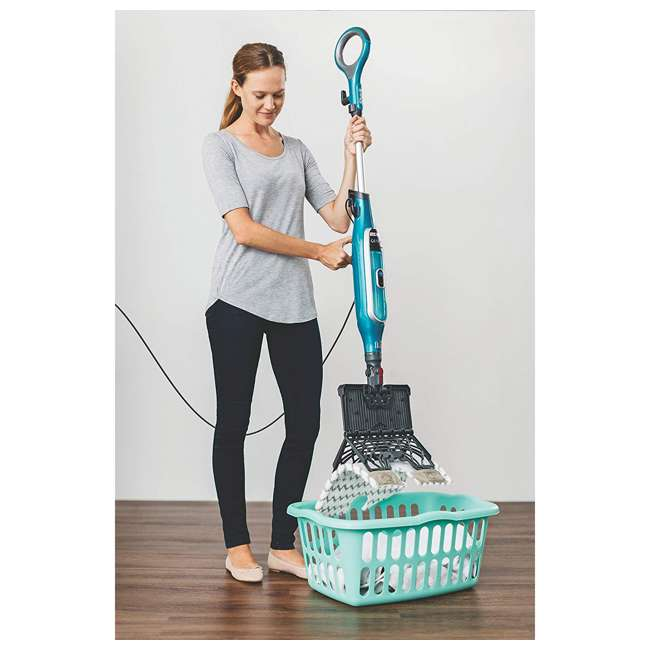 S6001W_EGB-RB Shark S6001W Electric Floor Steamer Genius Steam Mop (Certified Refurbished) 4
