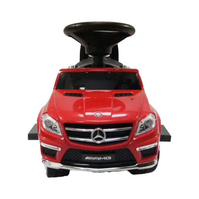 4 in 1 Mercedes Push Car Red Best Ride On Cars Baby 4 in 1 Mercedes Toy Push Vehicle, Stroller, & Rocker, Red 2