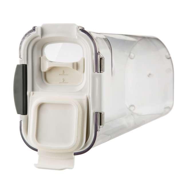 PKS-140 Progressive International 2.4 Quart Plastic Pasta ProKeeper, 1 Piece (2 Pack) 5