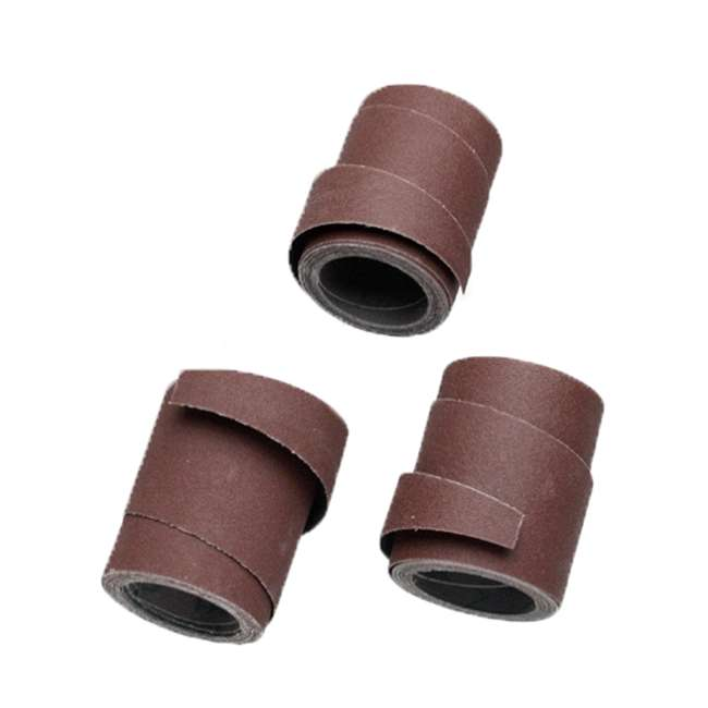 JET-60-2150 Jet 22-44 Drum Sanders Medium Fine Abrasive Sandpaper Strip Wrap Rolls, 150 Grit