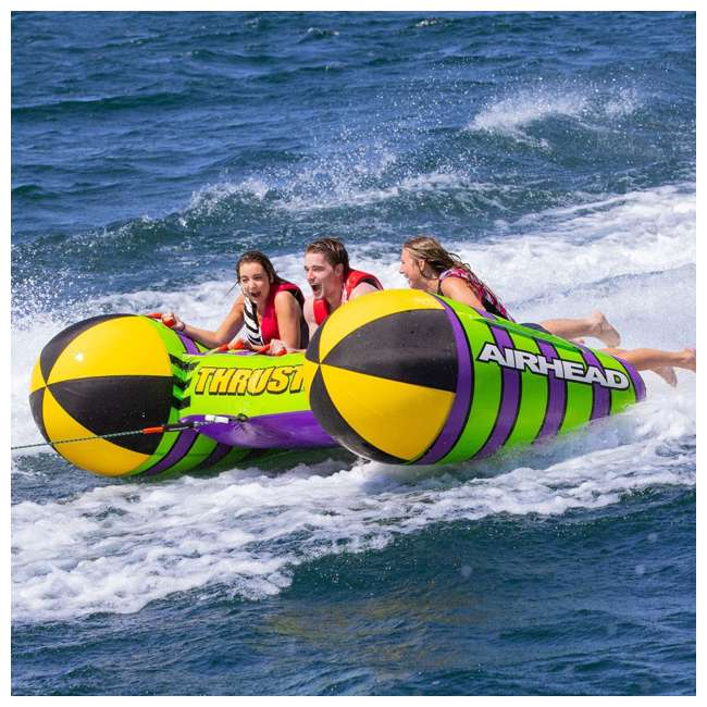 AHTU-03 Airhead Thrust Inflatable Boat-Towable Lake Inner Tube 3