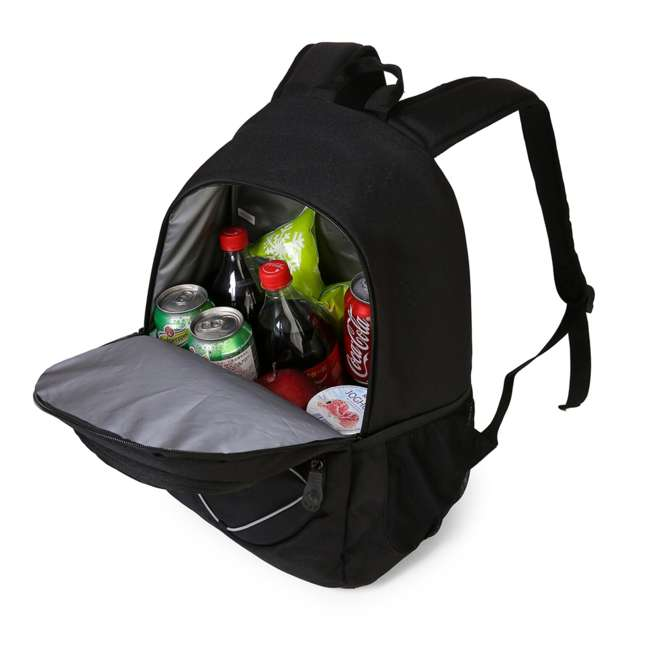 TO0260028A001 TOURIT TO0260028A001 Loon Insulated Lightweight Lunch Cooler 28 Can Backpack 2