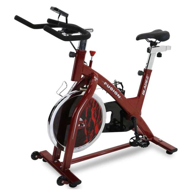 FUSION-BH Fusion GS Bladez Fitness Stationary Indoor Exercise Fitness Bike (2 Pack) 1