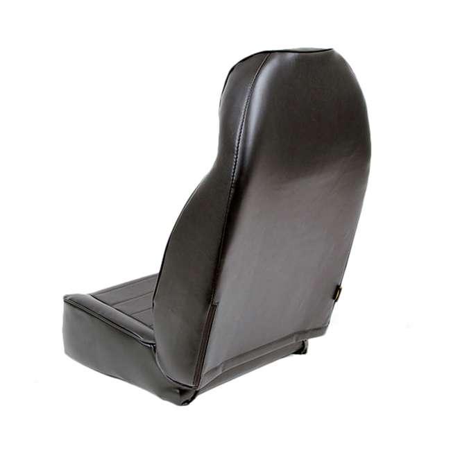 44901-SMITTYBILT Smittybilt Front Standard Bucket Seat, Black 3