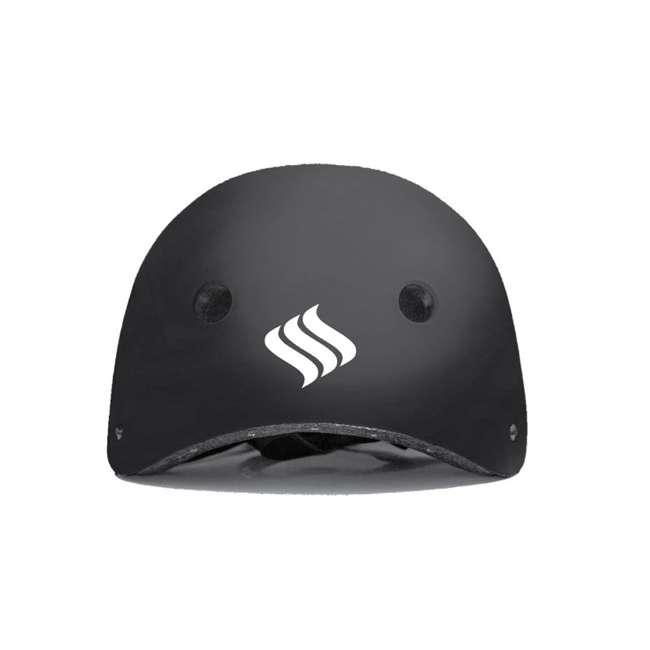 8668 + 8486 Fathom 22-Inch Skateboard | Fathom ABS Large/Extra Large Skateboard Helmet 6