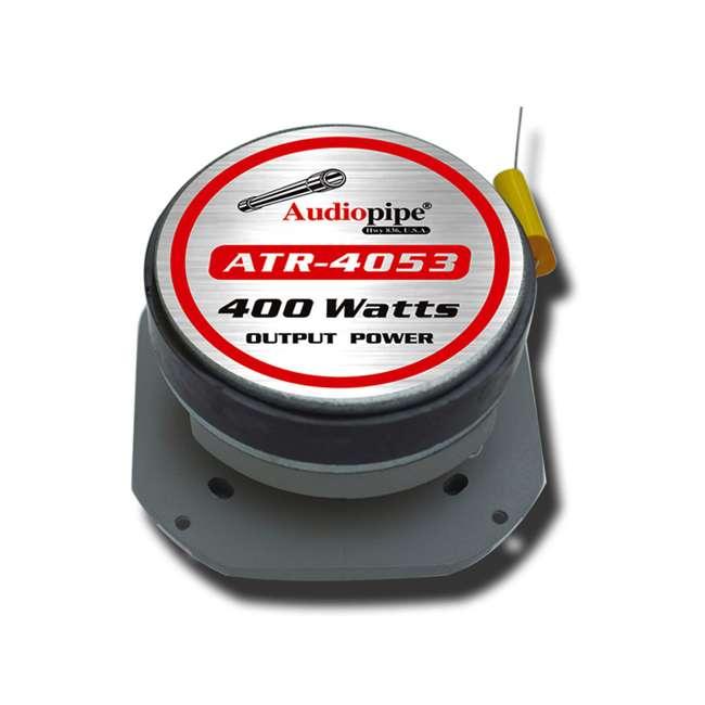 10 x ATR4061 Audiopipe ATR-4053 400W Aluminum Tweeter (10 Pack) 2