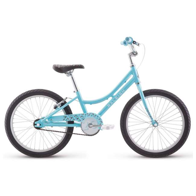 06-0510082 Redline Bikes Raid 20 Youth BMX Freestyle Bike with Coaster Brake System, Blue