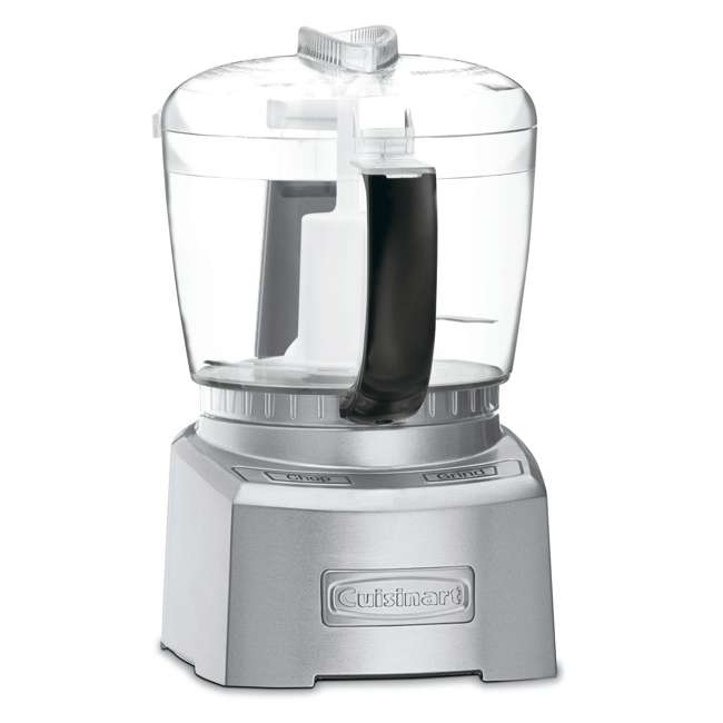 CH-4DC-RB-U-A Cuisinart Elite Collection 4 Cup Chopper and Grinder (Refurbished) (Open Box) 4