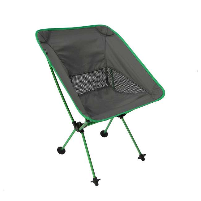 7789G TravelChair 7789 Joey Chair Portable Compact Camping Hunting Fishing, Green
