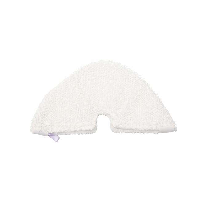 Triangle-Microfiber-Pad-S3801CO-P118W Shark Microfiber Steam Mop Triangle Pads for S3801CO (New Without Box)
