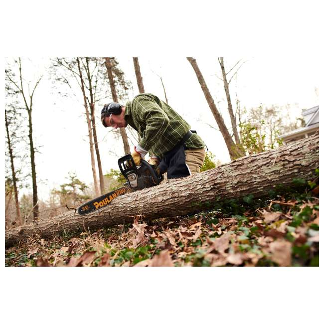 967084603-BRC-RB Poulan Pro PR4016 16-Inch Chainsaw (Certified Refurbished) 1
