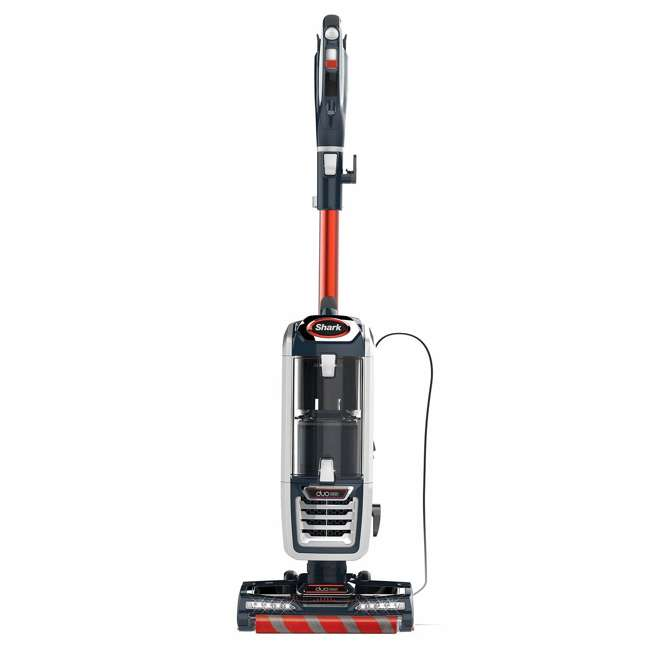 NV831_EGB-RB Shark NV831 DuoClean Lift Away Upright Vacuum, Red (Certified Refurbished)