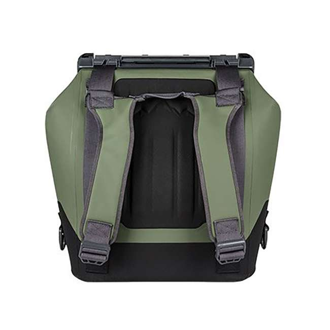 77-57014 OtterBox 30-Quart Softside Trooper Cooler with Carry Strap, Alpine Ascent Green 1