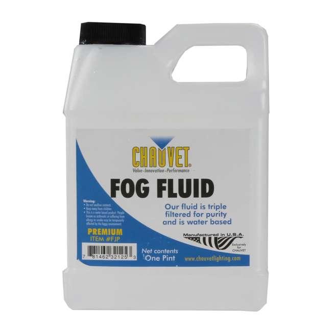 H2O-IR + LTS-6 + H700 ADJ H2O IR LED Water Light Effect, Tripod, and Fog Machine 11