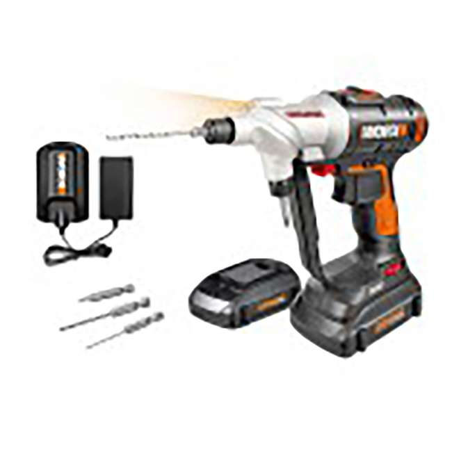 WX176L Worx Switchdriver 2-in-1 Electric Cordless Drill and Driver