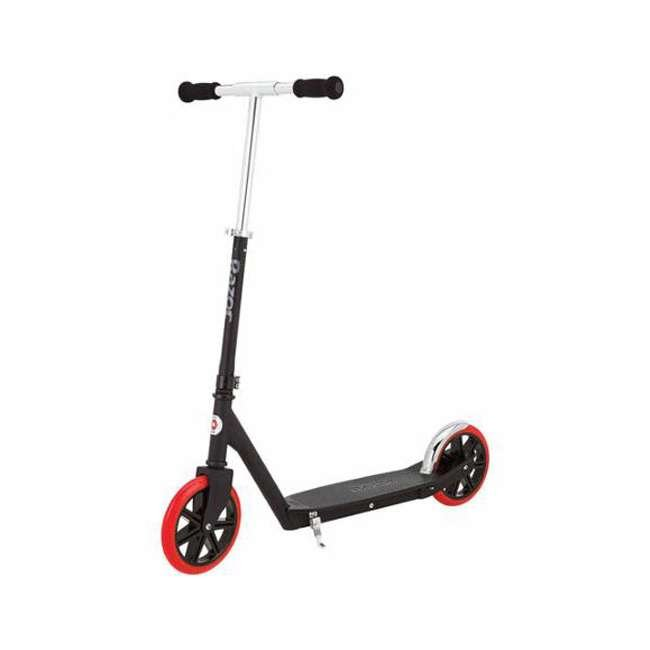 13013203 Razor A5 Lux Kick Scooter - Carbon Black   13013203