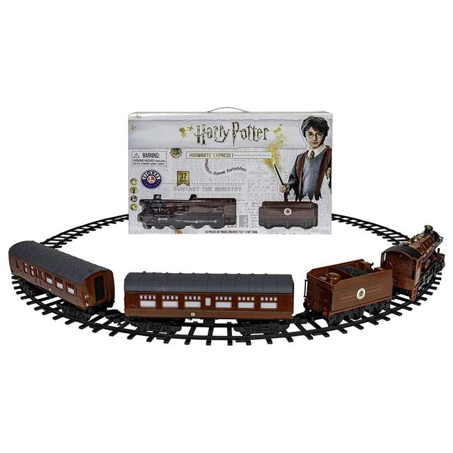 711960 Lionel 711960 Hogwarts Express Battery Powered Ready to Play Model Train Set 5