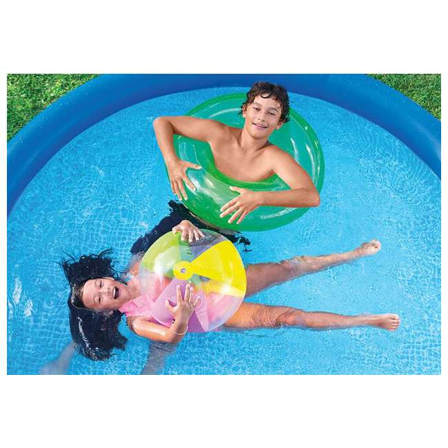 "28110E Intex 8' x 30"" Easy Set Inflatable Above Ground Swimming Pool 28110E  (Open Box) 2"