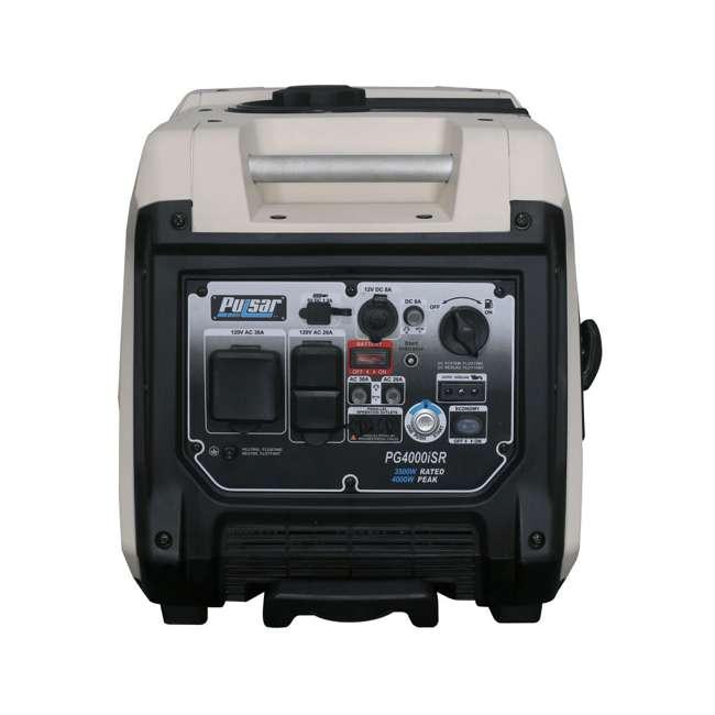 PG4000ISR Pulsar 4000 Watt Inverter Generator with Remote Start