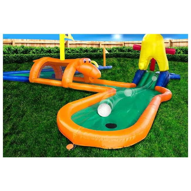 13918B Banzai Inflatable Mini Golf Adventure Park 7