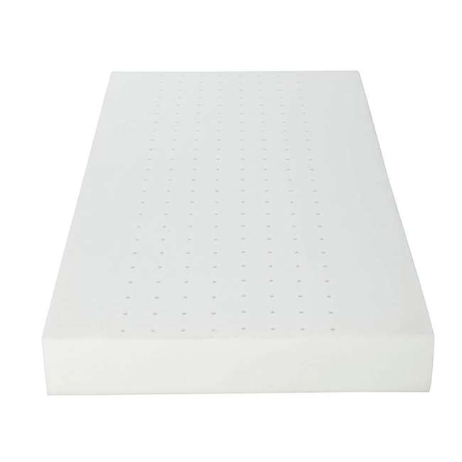 06711-300 Graco Natural Organic Foam Crib & Toddler Bed Mattress 1